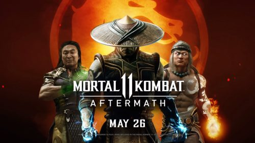 New Mortal Kombat 11: Aftermath Trailer Released