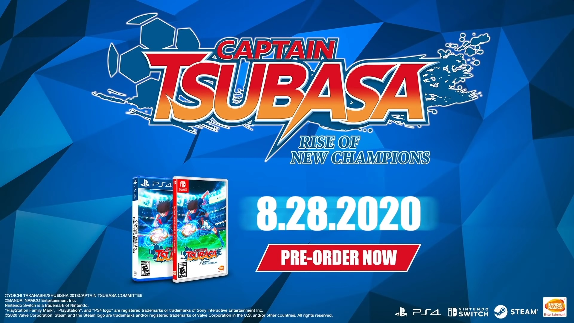 Captain Tsubasa: Rise of New Champions Receives A Release Date
