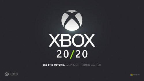 Xbox Announces 20/20 Monthly Events