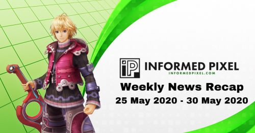 Weekly News Roundup (25 May 2020 – 30 May 2020)
