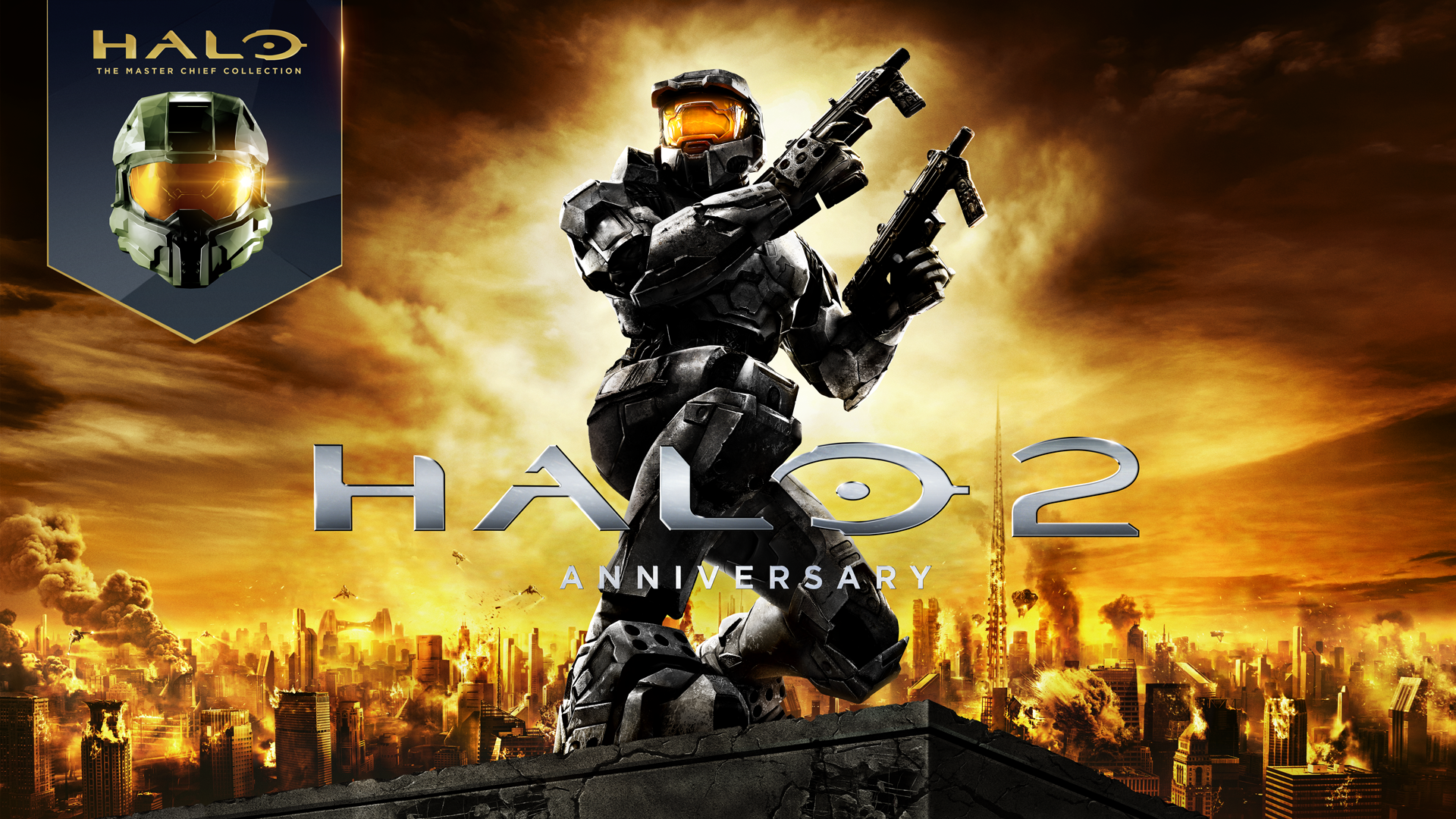 Halo 2: Anniversary Is Available Now for PC