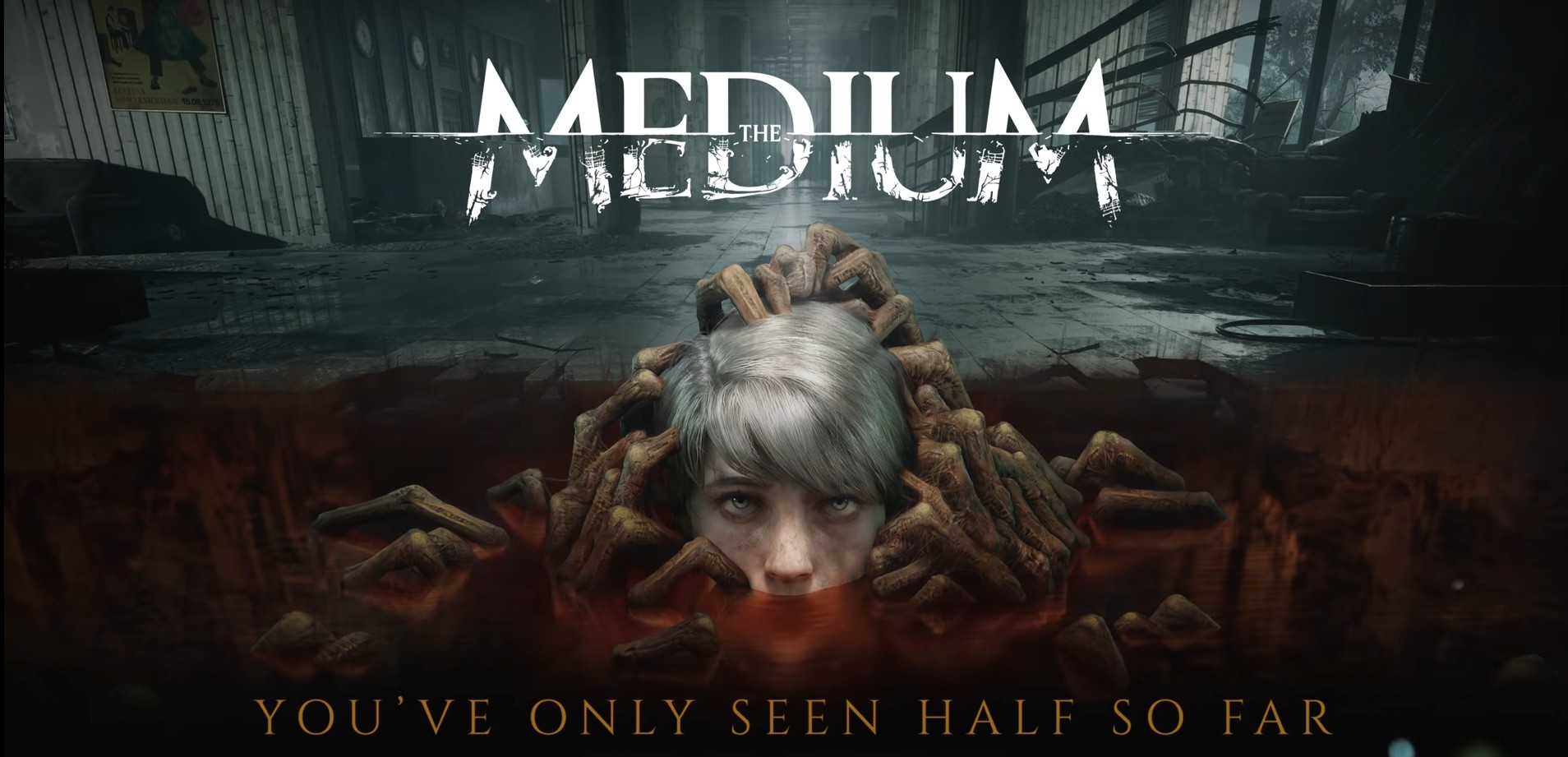 Horror Game The Medium Announced for Xbox Series X