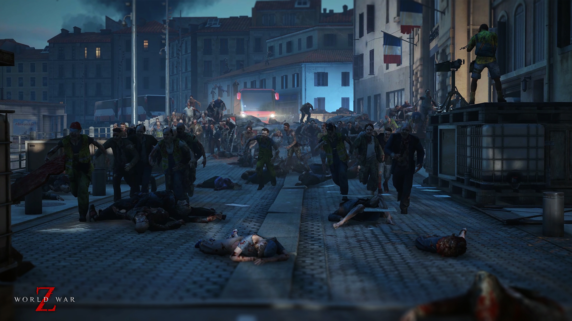 World War Z Game of The Year Edition Out Now