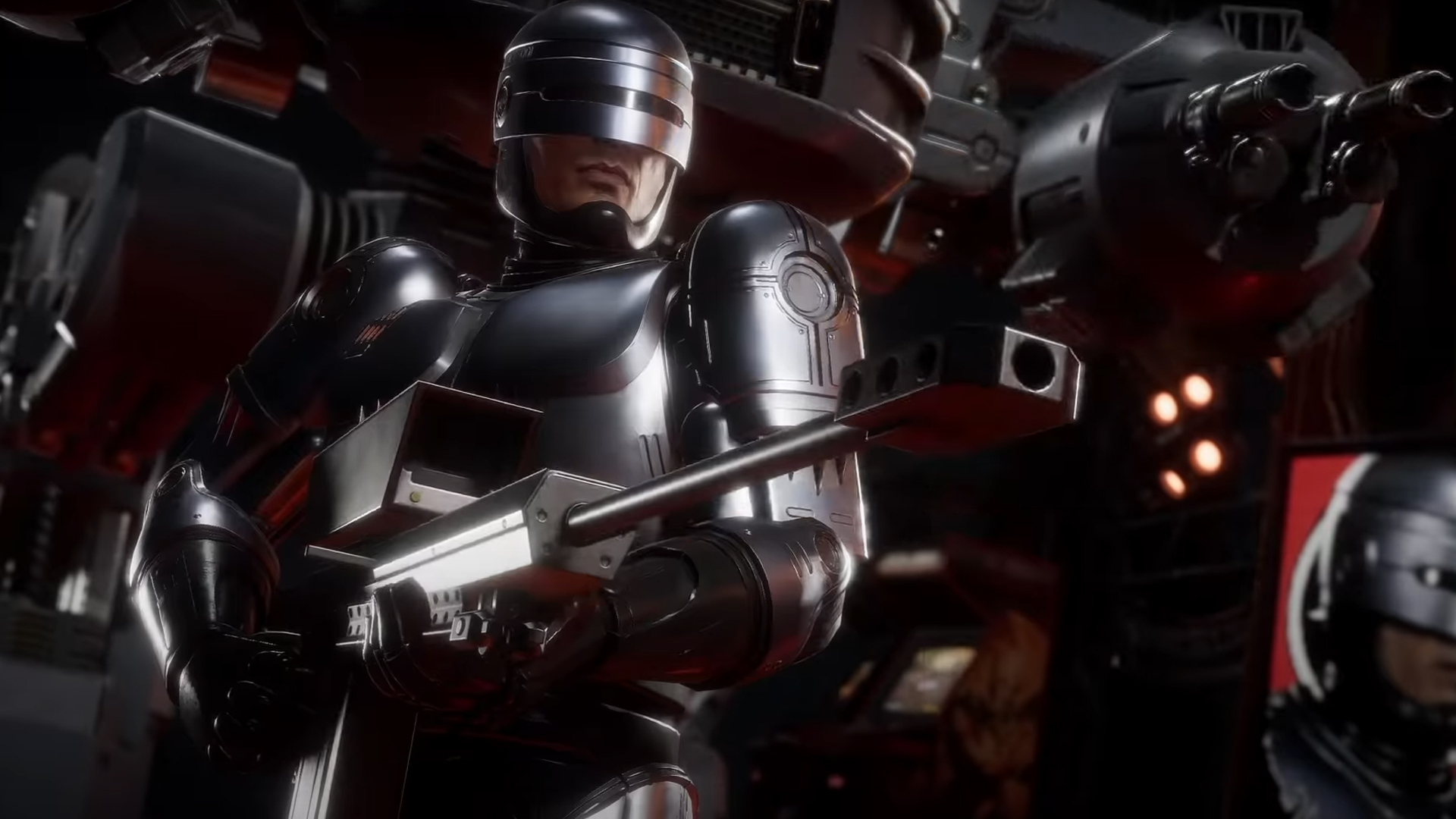 Mortal Kombat 11: Aftermath Gets New RoboCop Vs Terminator Trailers