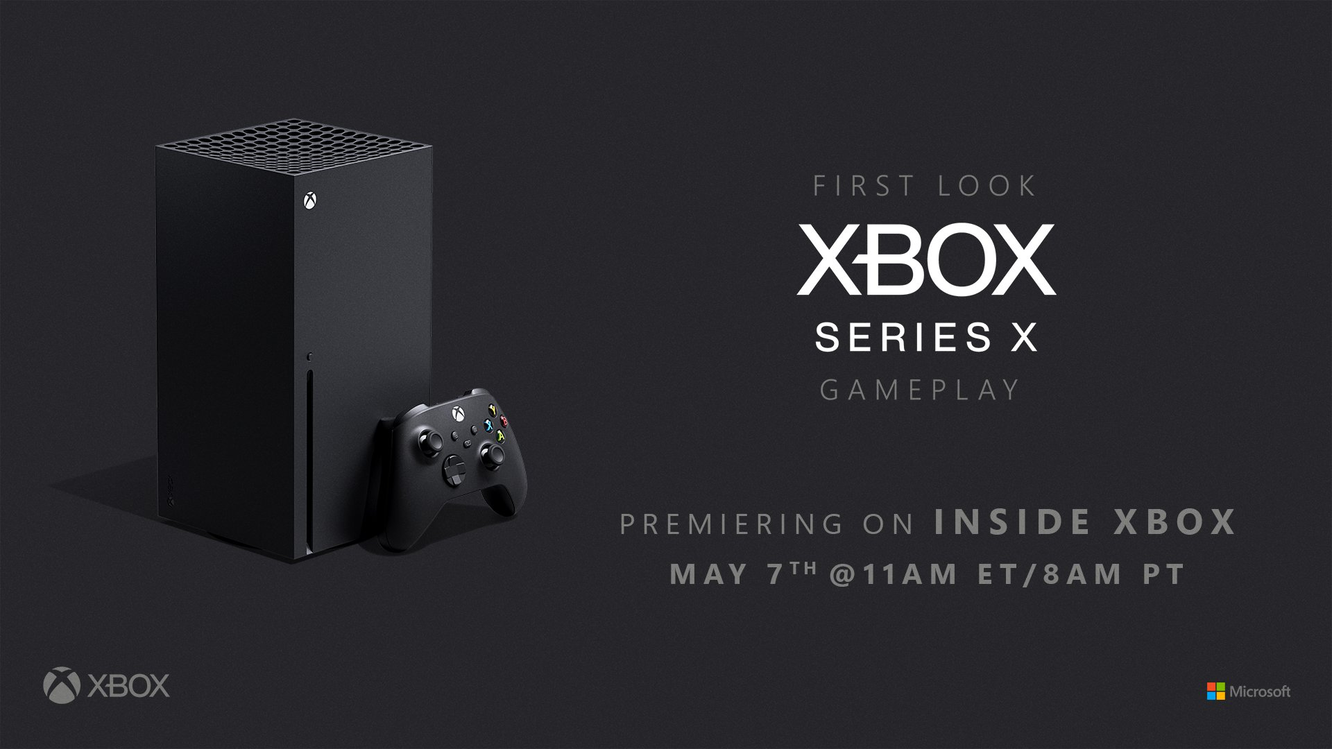 Xbox Series X Event Coming Early May