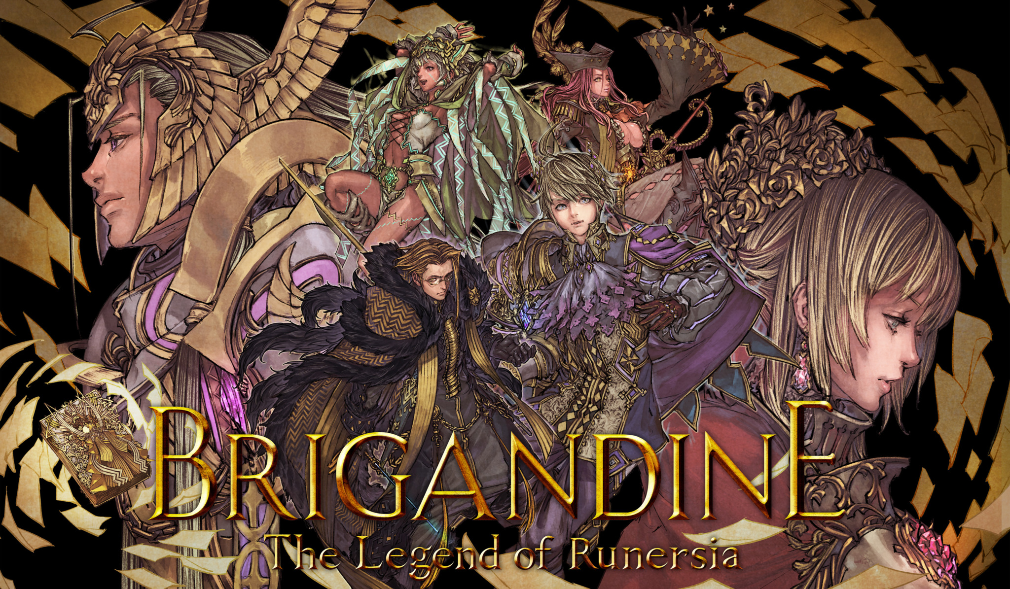 Brigandine: The Legend of Runersia Is Out Now On Nintendo Switch