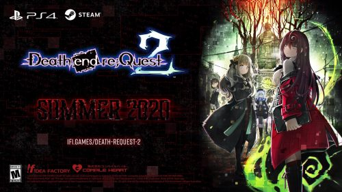 Death end re;Quest 2 Releases In 2020