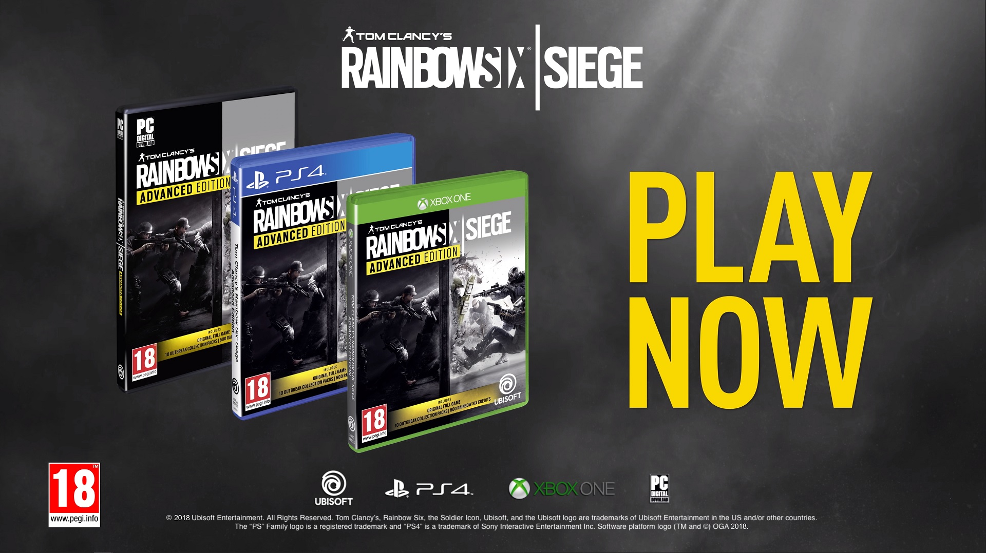 Rainbow Six Siege Is Free June 11th – June 15th 2020