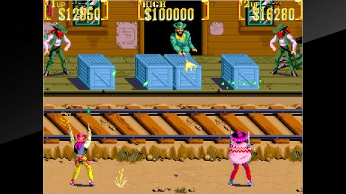 SUNSETRIDERS Is Now A Part Of The Arcade Archives