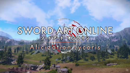 New Sword Art Online: Alicization Lycoris Trailer Released