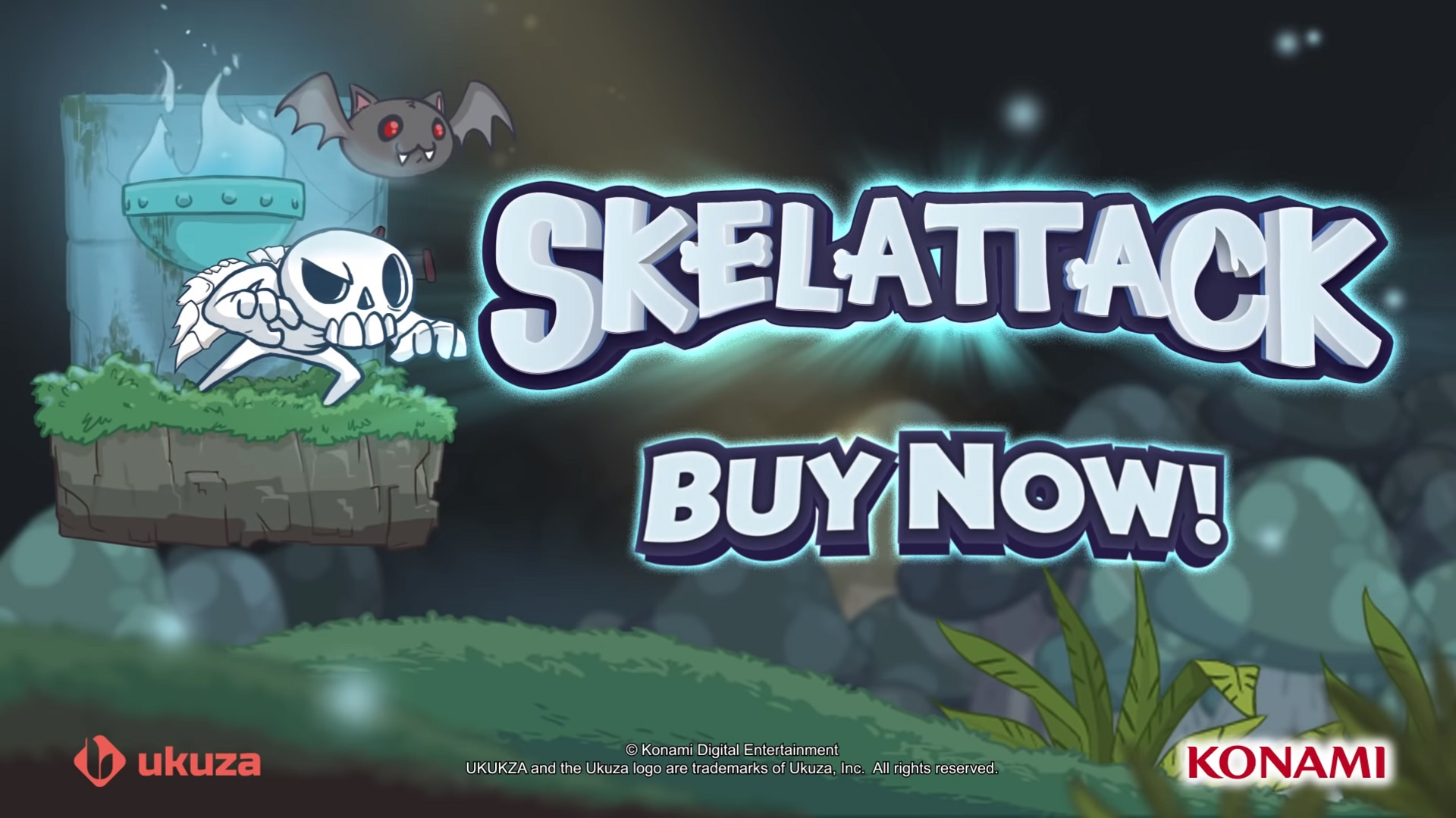 Highlight of the Week: Konami Publishes Skelattack