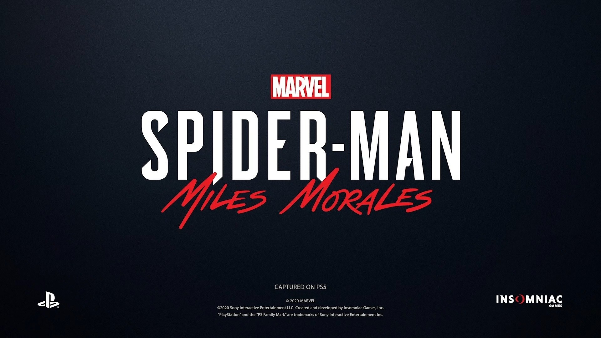 Marvel's Spider-Man: Miles Morales Announced