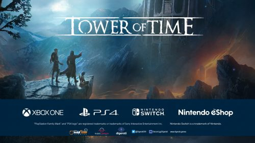 Tower of Time Coming Soon To Multiple Consoles