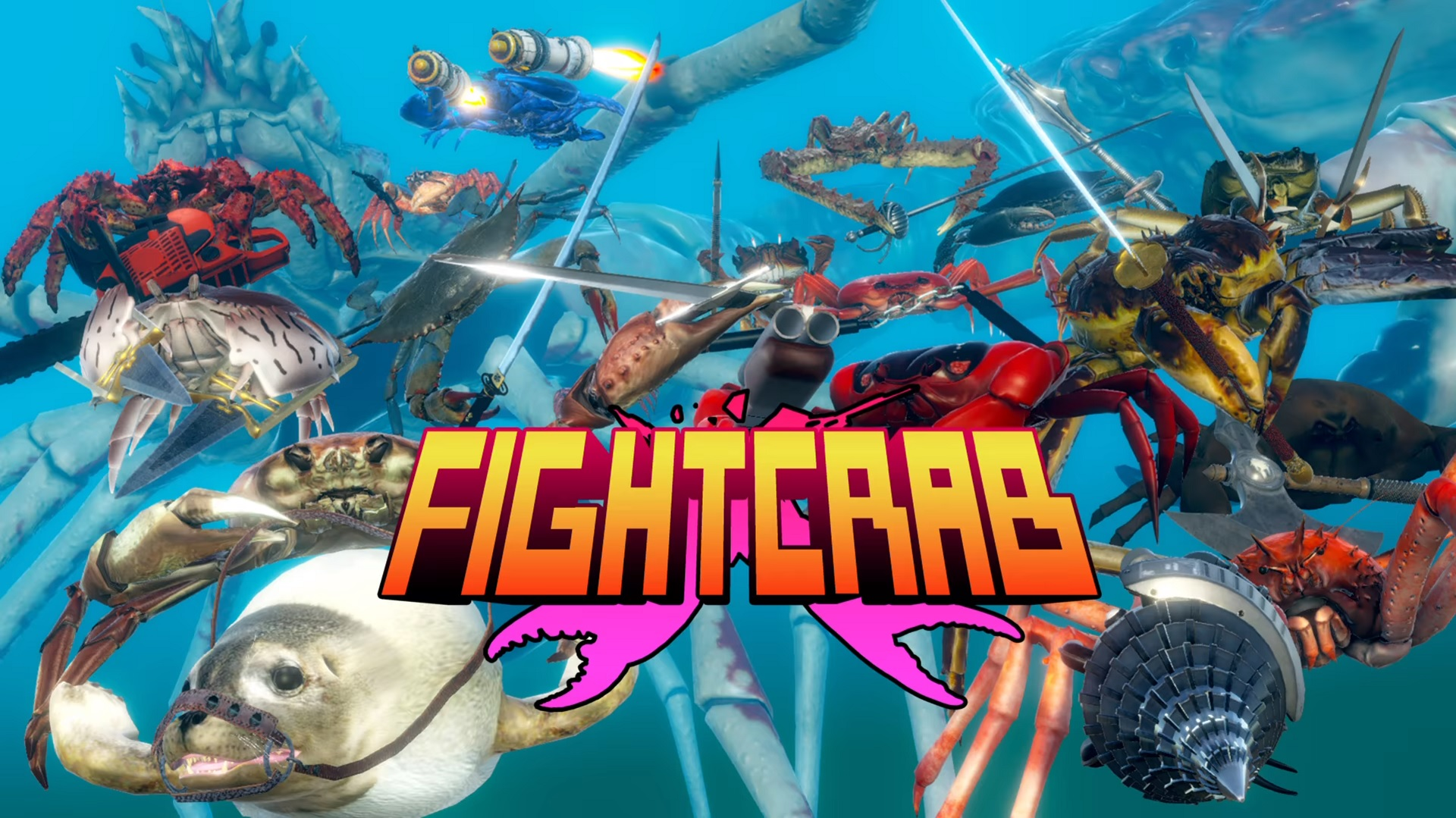 Indie Highlight: Fight Crab