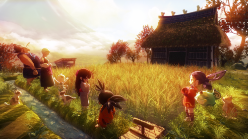 Sakuna: Of Rice and Ruin Receives Retail Editions