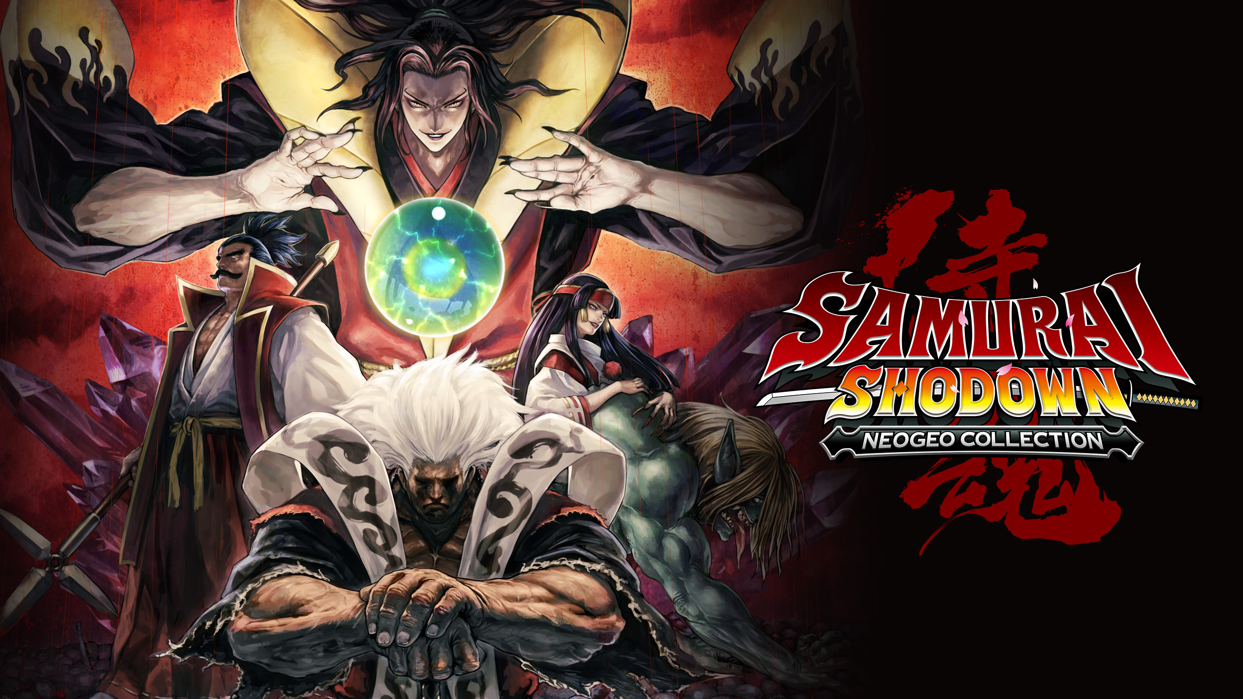Samurai Shodown Neogeo Collection Hits Consoles