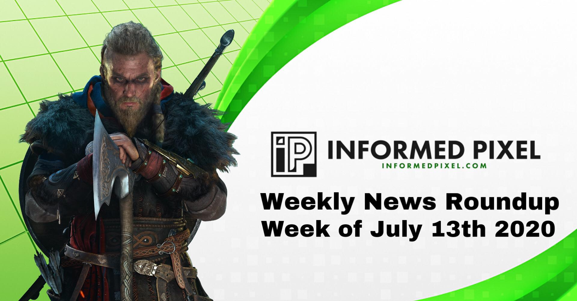 Weekly News Roundup – Week of July 13th