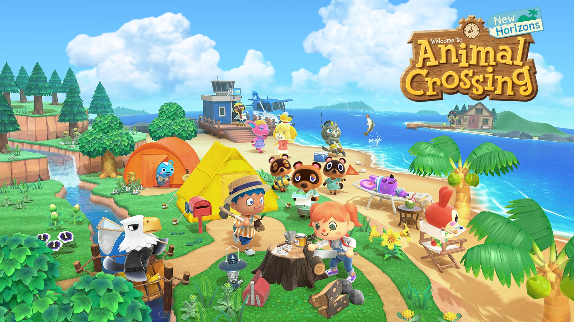 Highlight Of The Week: Animal Crossing New Horizons Summer Update