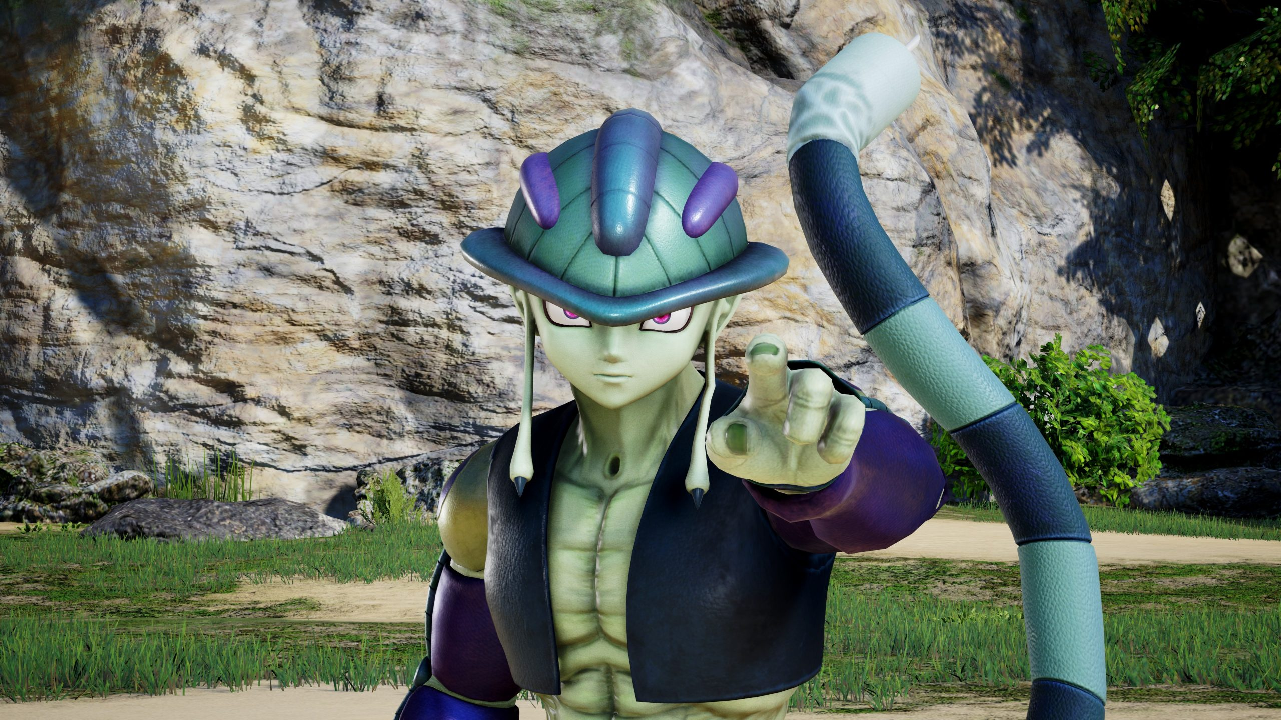 New Character Meruem Is Joining JUMP FORCE!