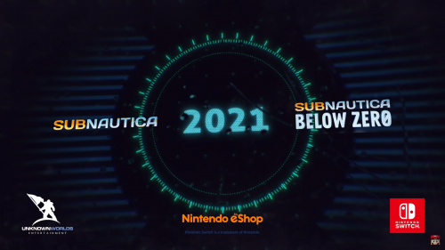 Subnautica And Subnautica Below Zero Coming to Nintendo Switch