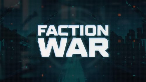 Hyper Scape Faction War Mode Released