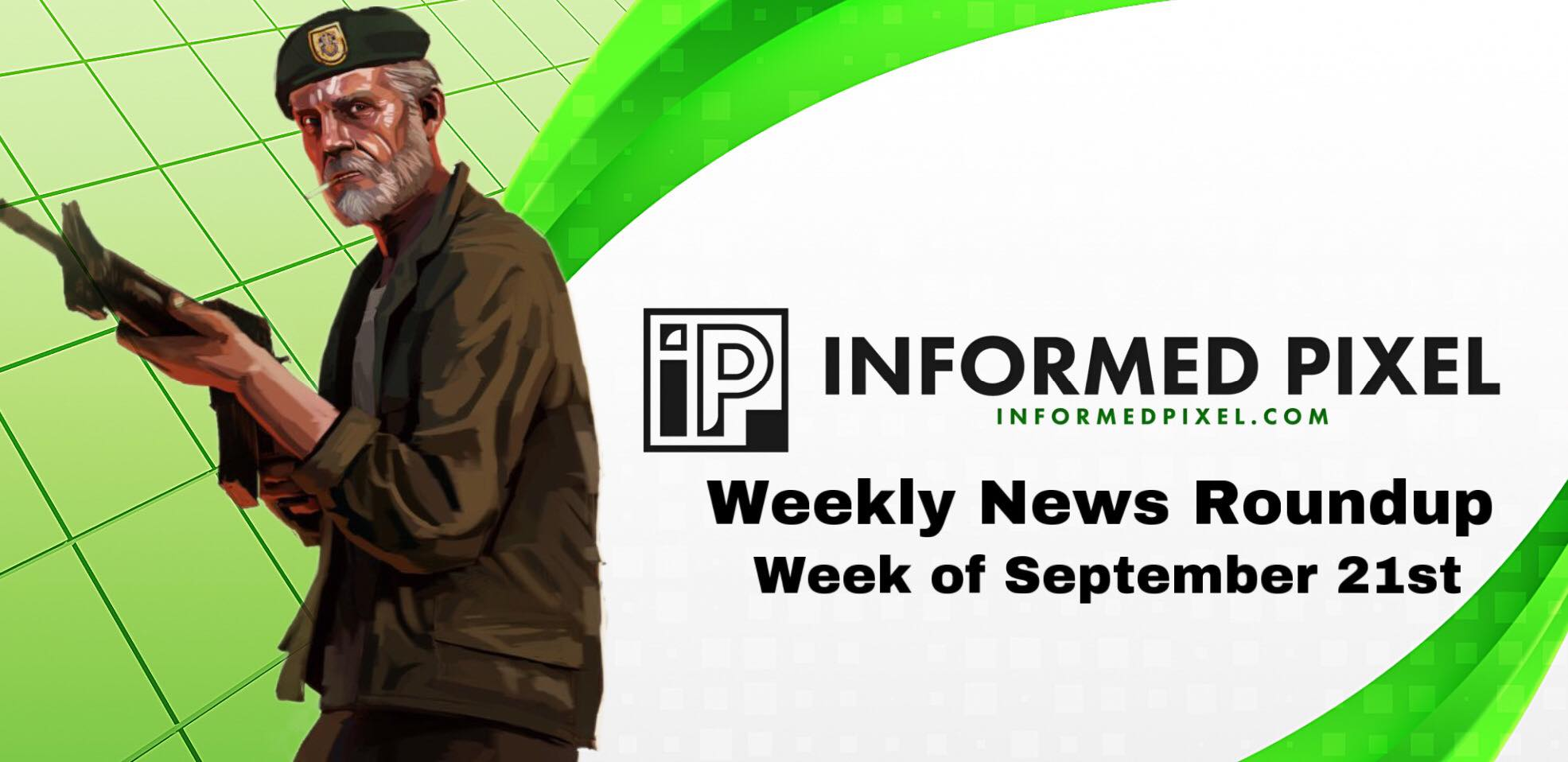 Weekly News Roundup – Week of September 21st