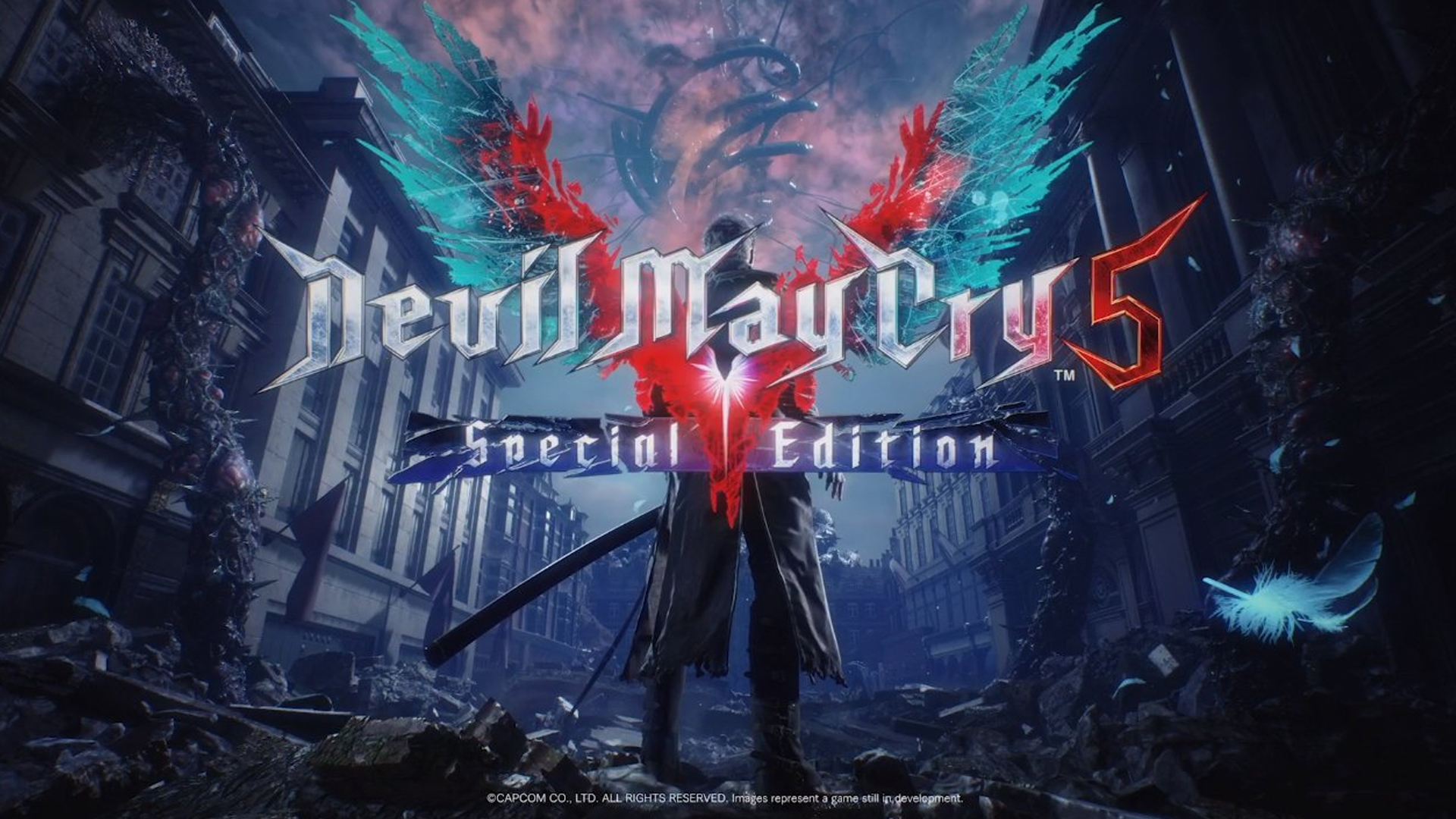 Devil May Cry 5 Special Edition Coming To Next-Gen