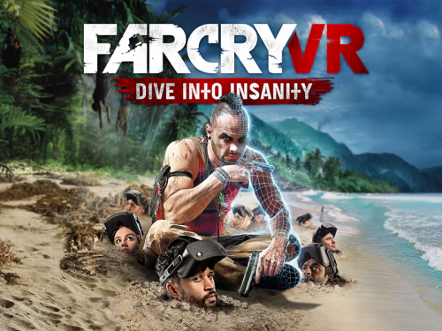 FAR CRY VR: Dive Into Insanity Announced