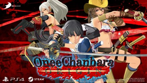 Onee Chanbara Origin Is Out Now For PlayStation 4 And PC