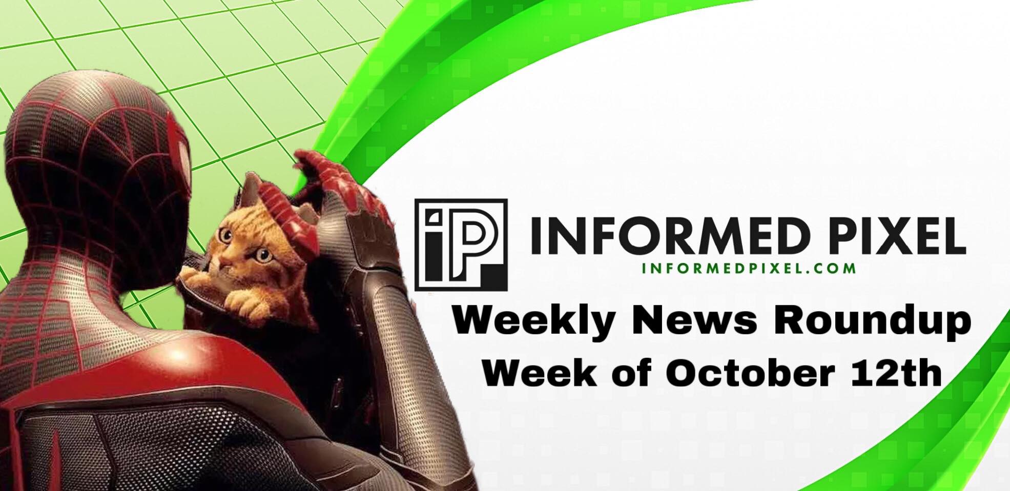 Weekly News Roundup – Week of October 12th