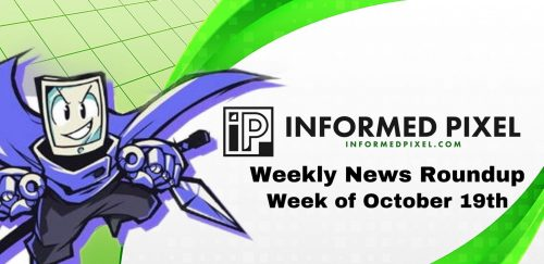 Weekly News Roundup – Week of October 19th