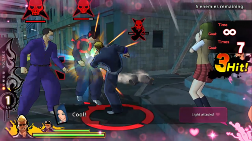 The New Beat-Em-Up UPPERS Is Coming To PC