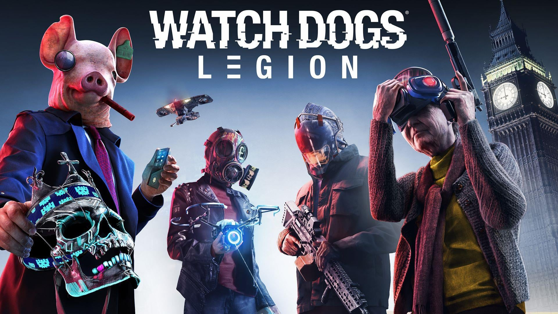 New Story Trailer for Watch Dogs: Legion Released