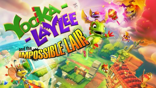 Playtonic Celebrates First Yooka-Laylee Bee-Day