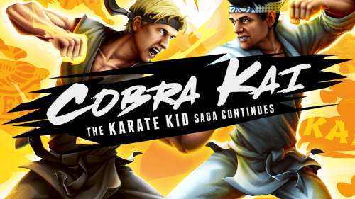 Cobra Kai: The Karate Kid Saga Continues Is Out Now
