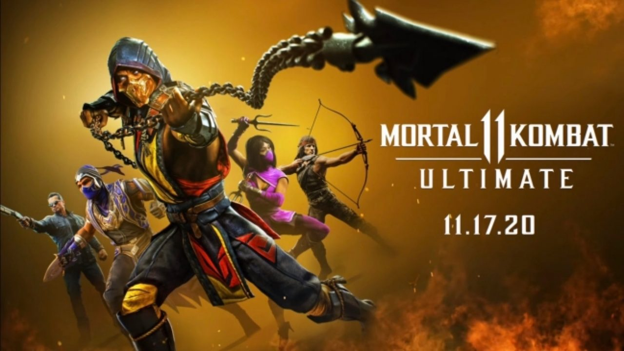Mortal Kombat 11 Adds New Characters and Upgrades