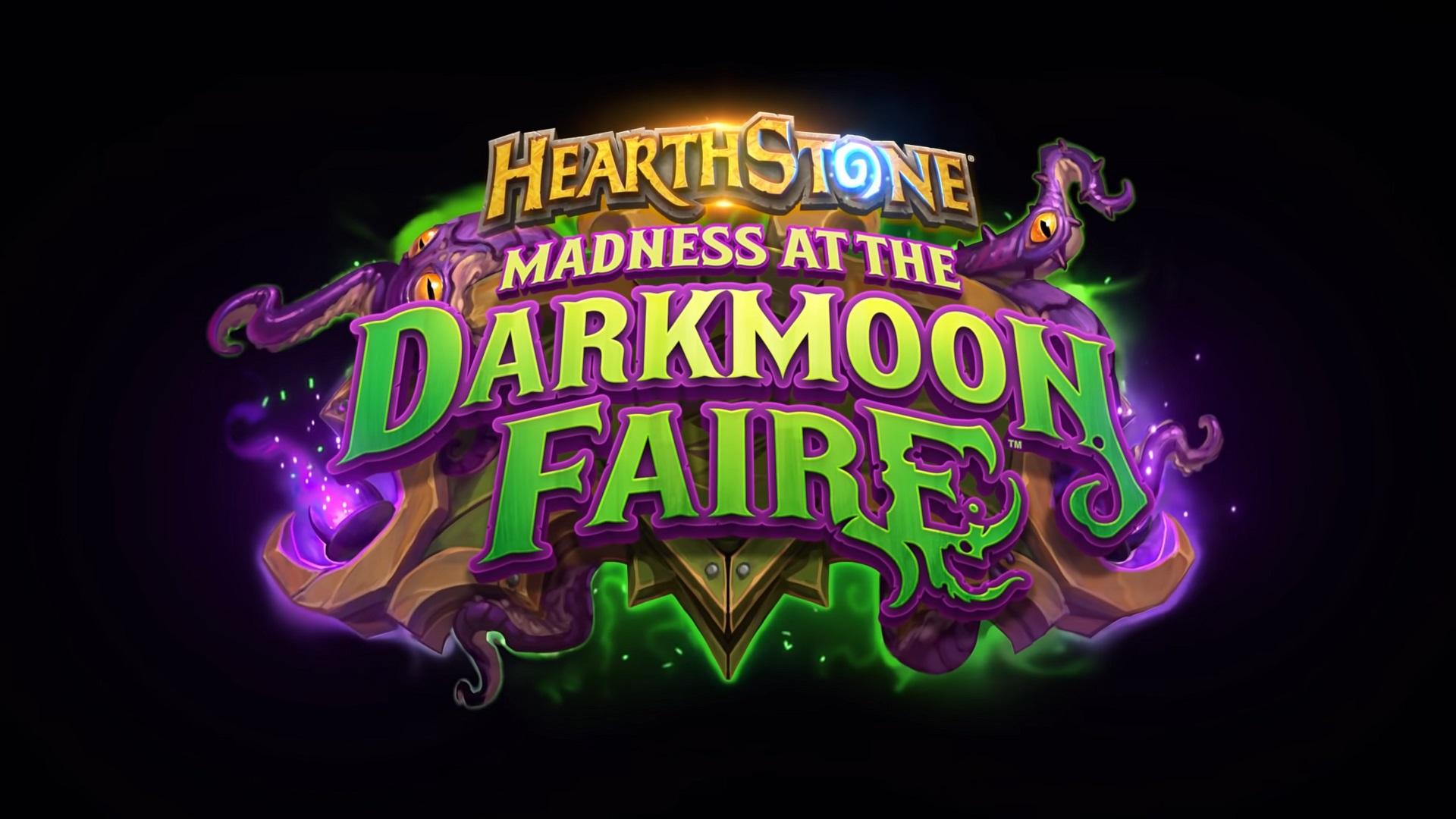 Hearthstone Madness At The Darkmoon Faire Launch Details