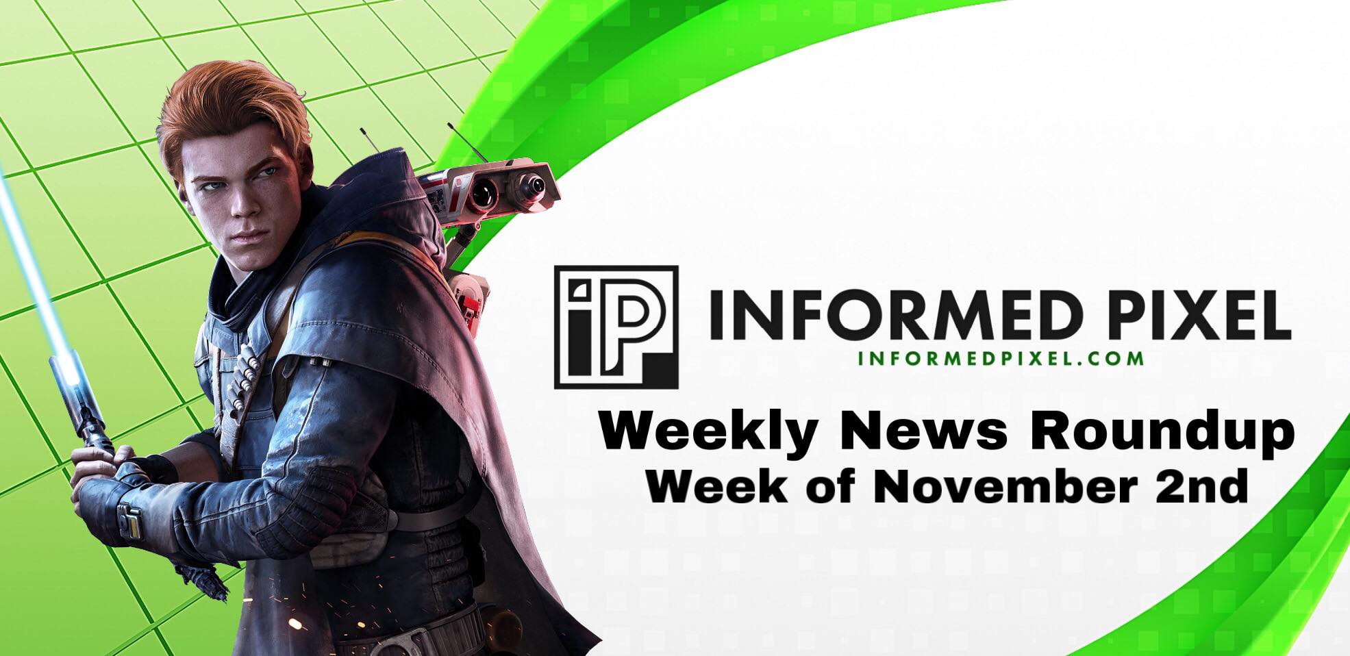 Weekly News Roundup – Week of November 2nd