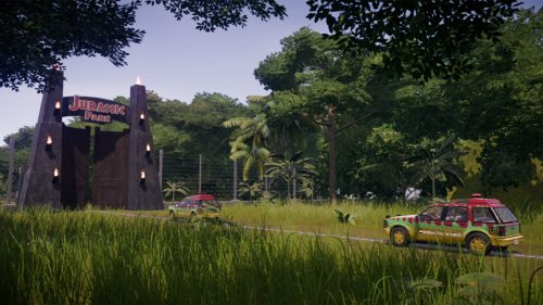Jurassic World Evolution: Complete Edition Available Now For Nintendo Switch