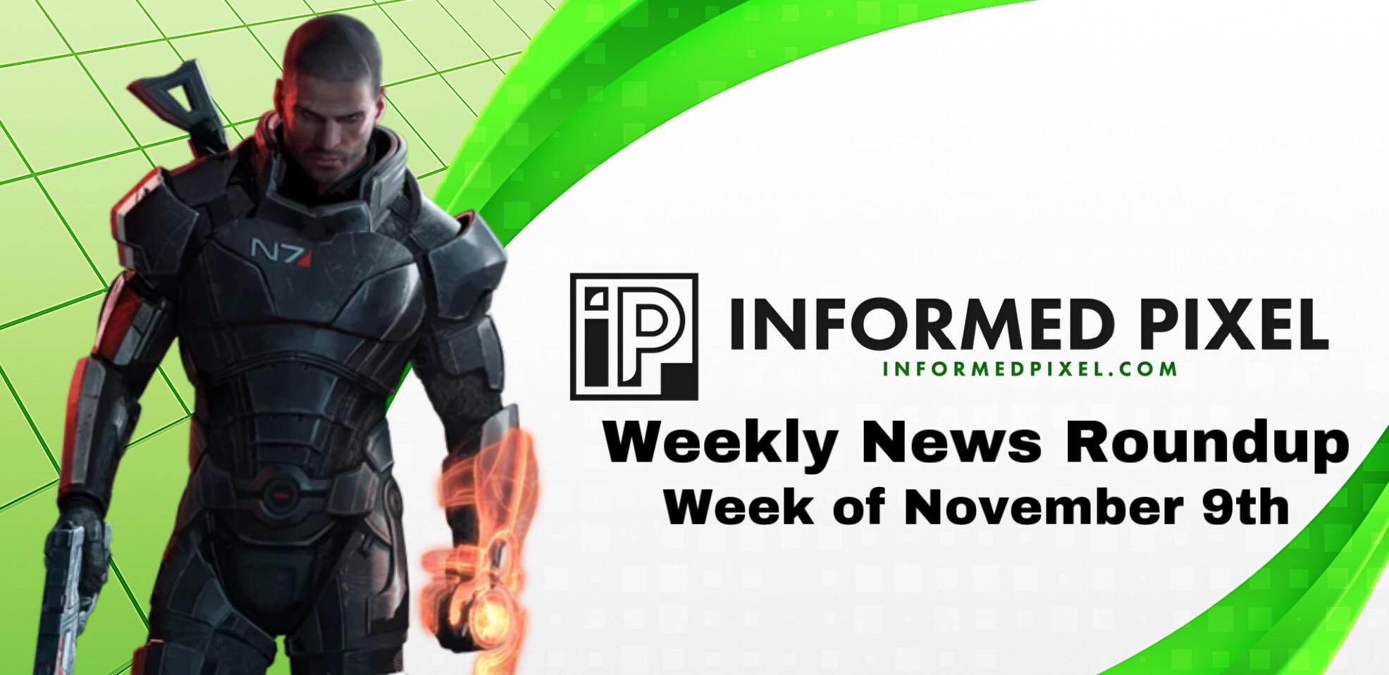Weekly News Roundup – Week of November 9th