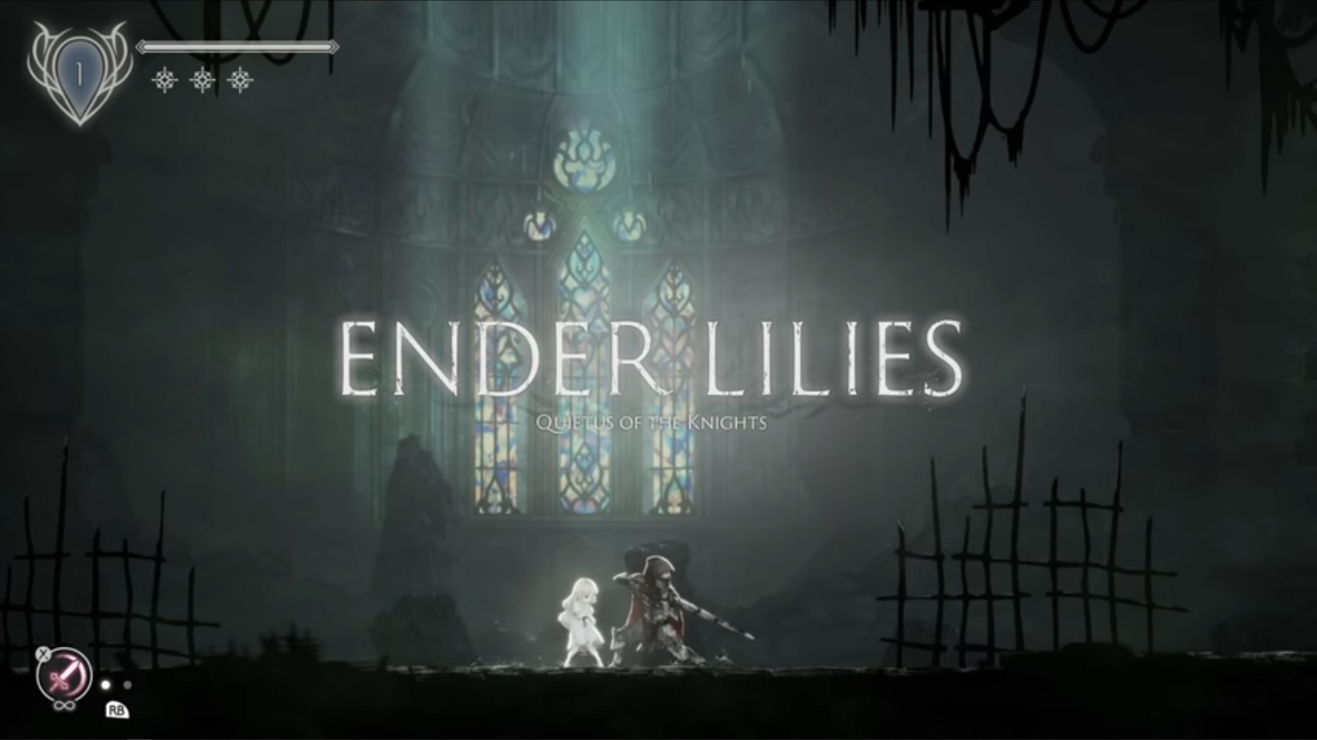 Ender Lilies: Quietus Of The Knights Announced For Steam Early Access