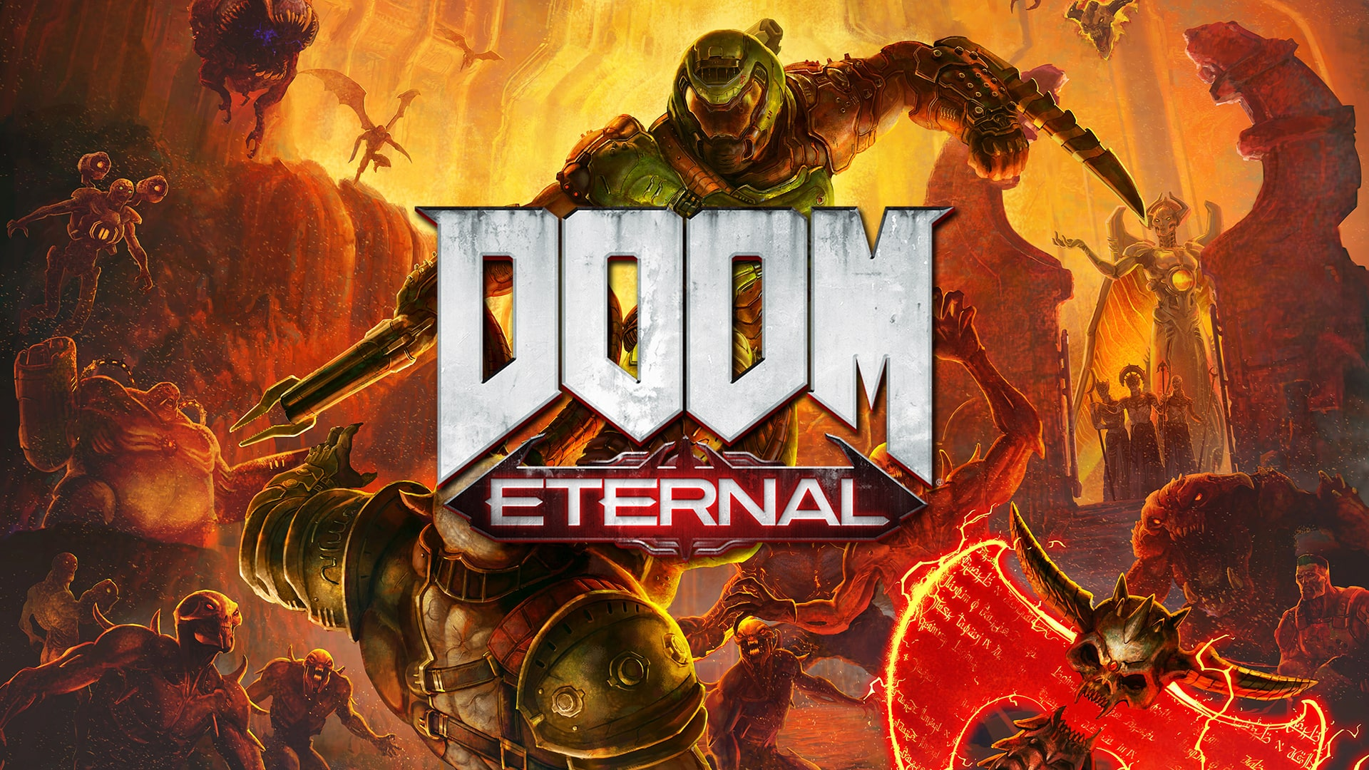 DOOM Eternal Is Releasing On Nintendo Switch