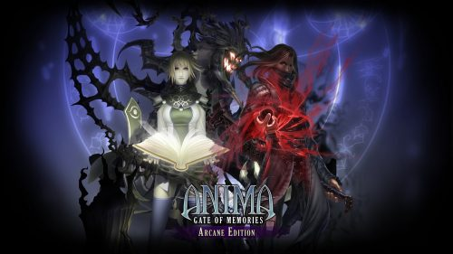 Anima Gate of Memories: Arcane Edition Available Now On PlayStation 4