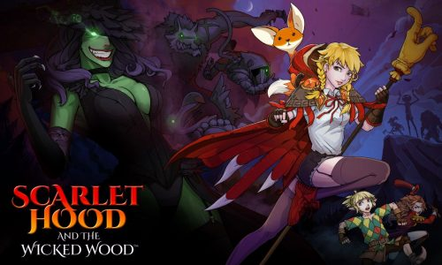 Scarlet Hood And The Wicked Wood Coming Soon To Steam