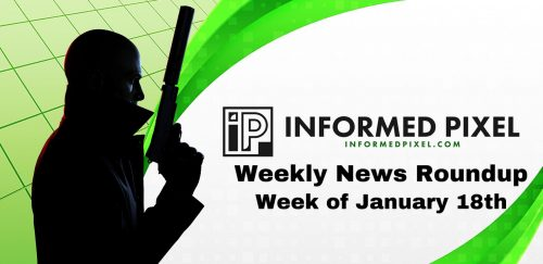 Weekly News Roundup – Week of January 18th