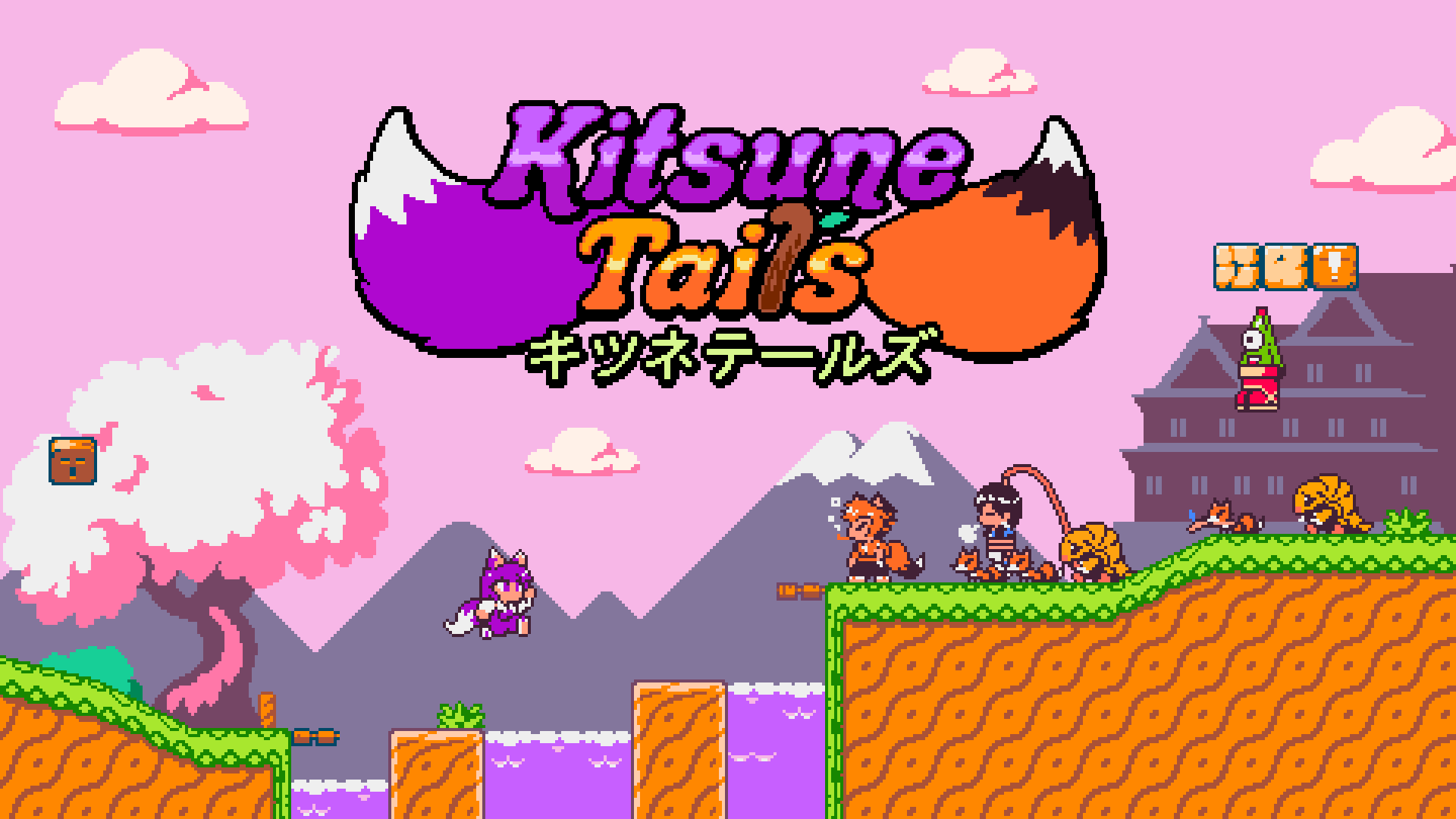 Kitsune Games And MidBoss Team Up To Create Kitsune Tails