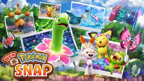 New Pokémon Snap Gets An Awesome Release Date Trailer