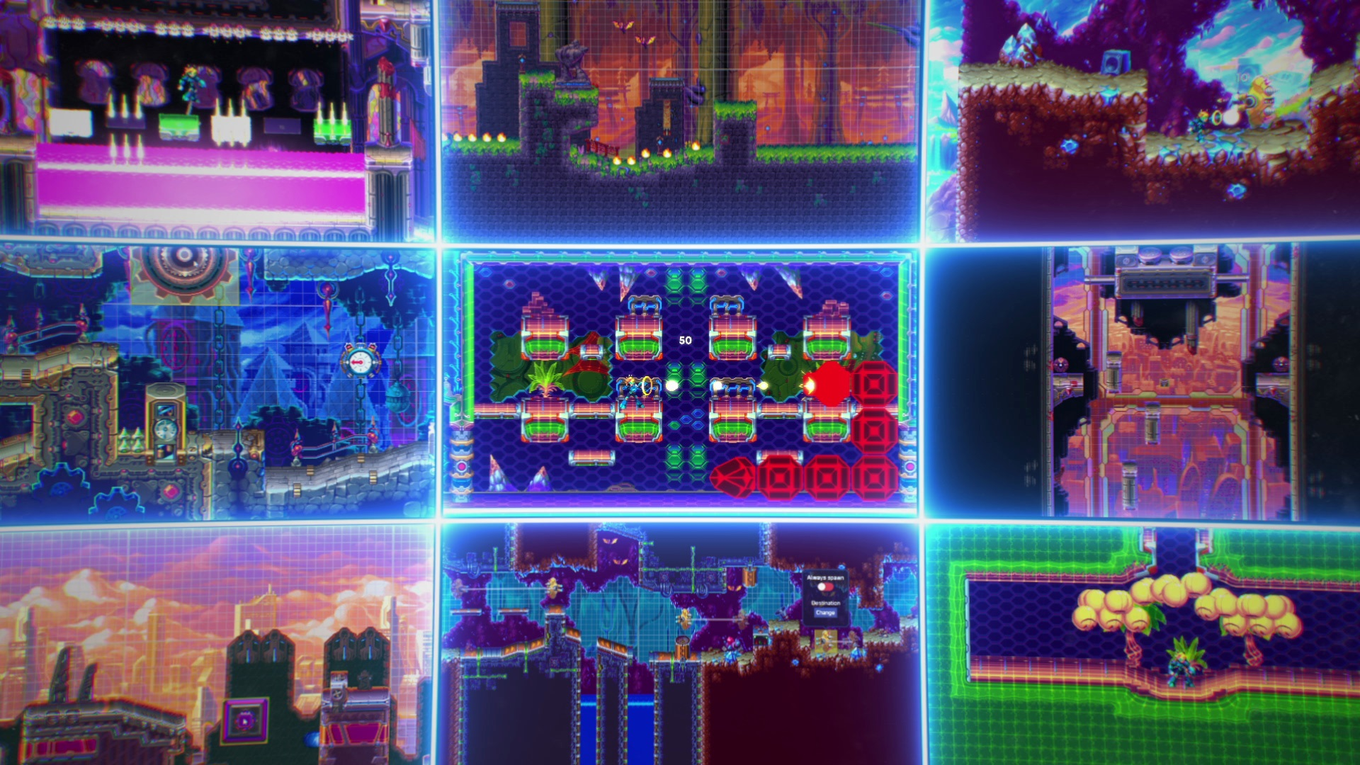 30XX Is Coming Soon To Steam With A Level Editor
