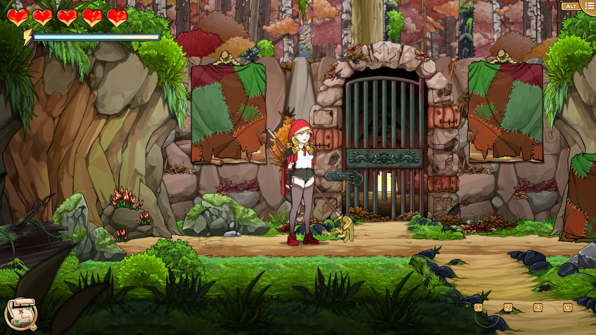 Scarlet Hood and the Wicked Wood Gets A New Release Date