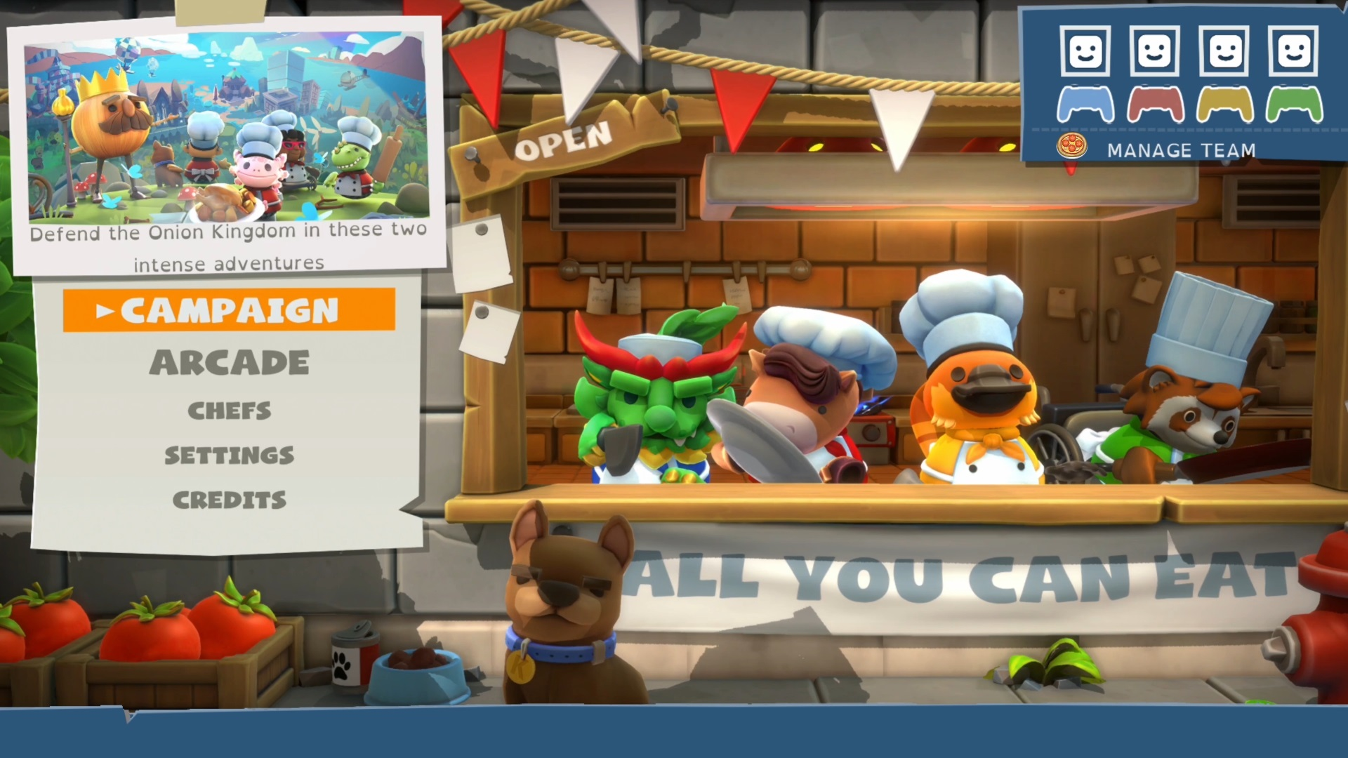Overcooked! All You Can Eat Is Releasing On Multiple Platforms